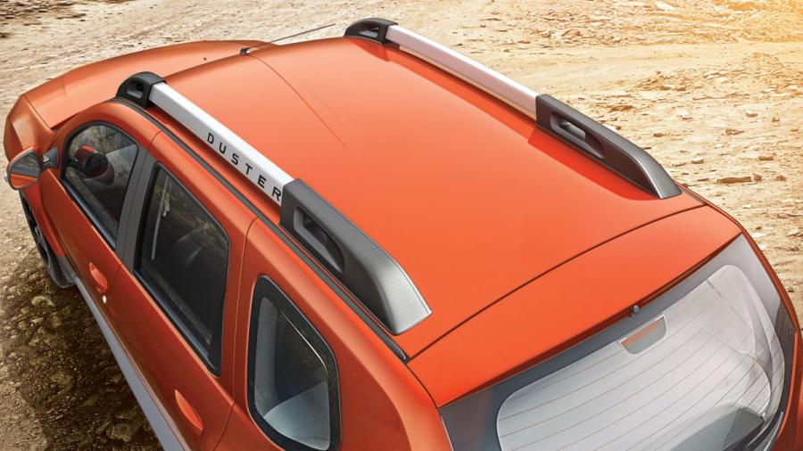 New Renault DUSTER Roof Rail