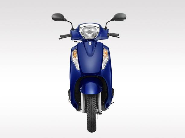 New Suzuki Access 125 2016 Front View