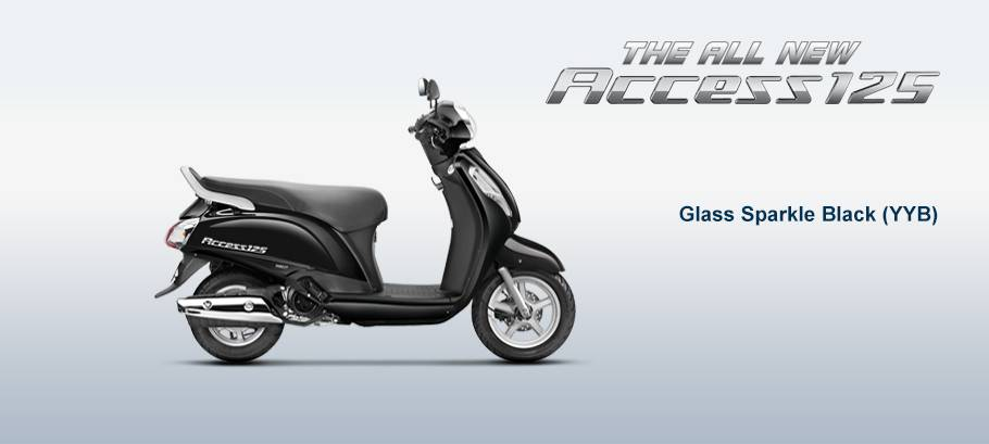 New Suzuki Access 125 2016 HD Wallpaper