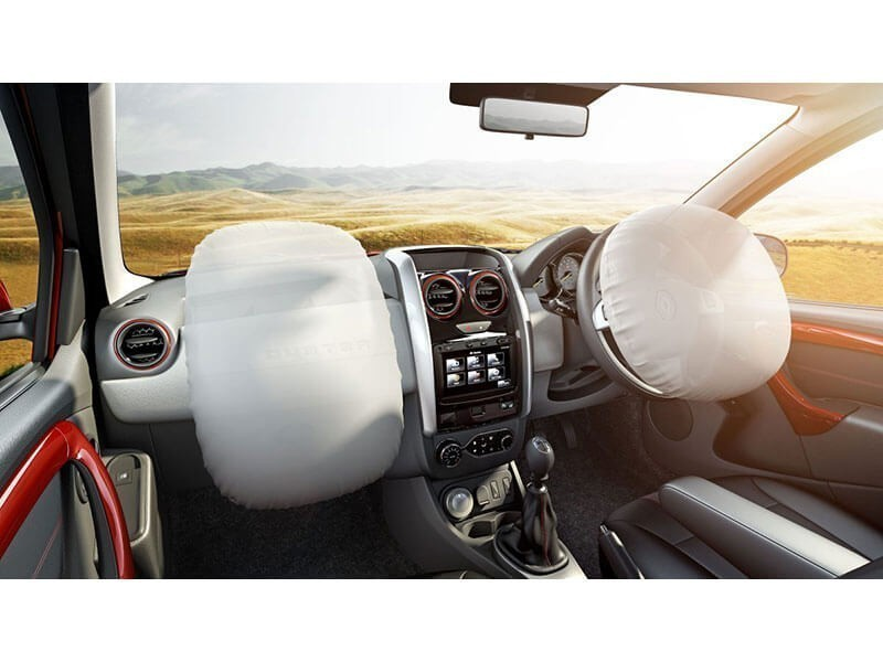 Renault Duster Airbag
