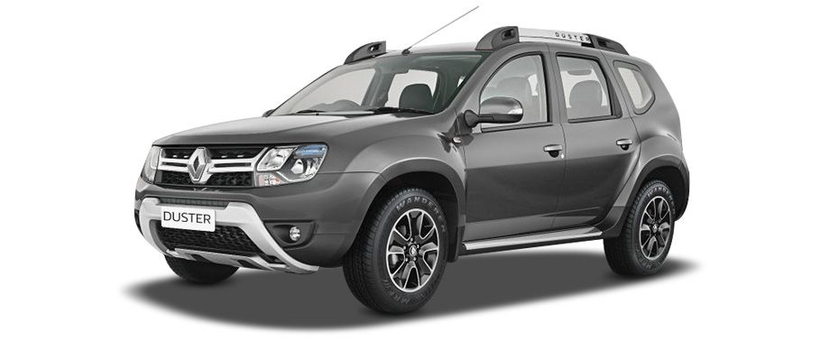 Renault Duster Grey HD Picture