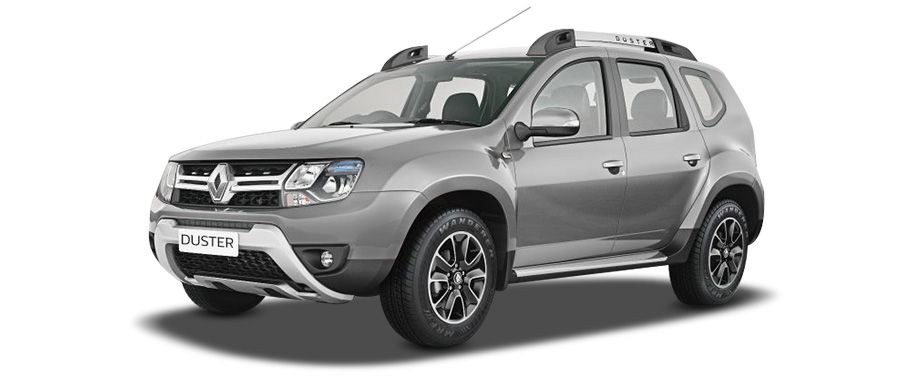 Renault Duster Silver HD Wallpaper