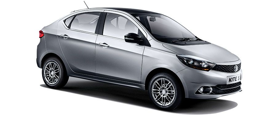 Upcoming Tata Kite 5 Compact Sedan Car