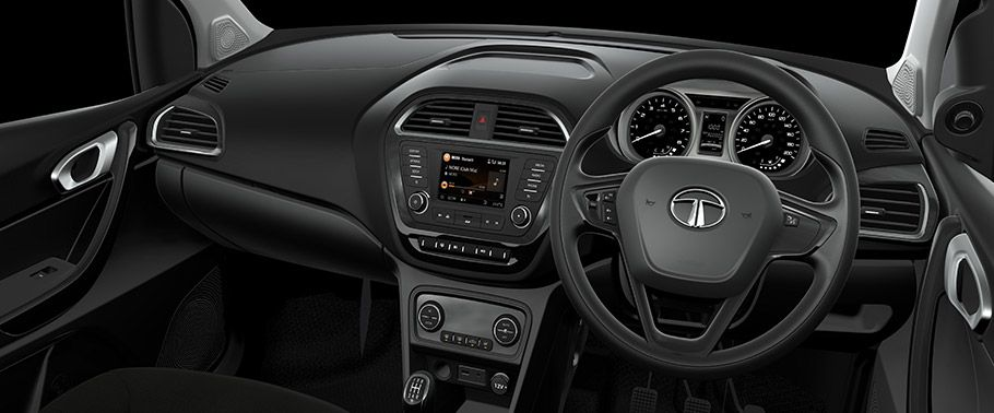 Tata Kite 5 Interior HD Picture
