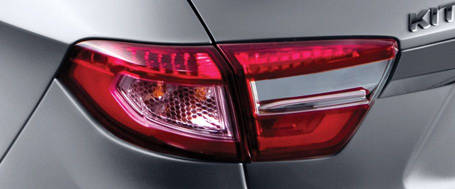 Tata Kite 5 Rear Light