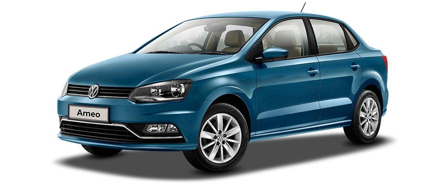 Volkswagen Ameo HD Wallpaper