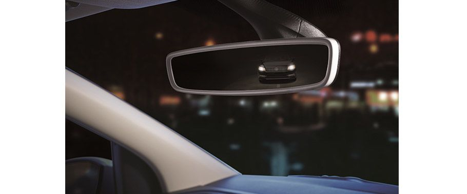 Volkswagen Ameo Rear Camera View