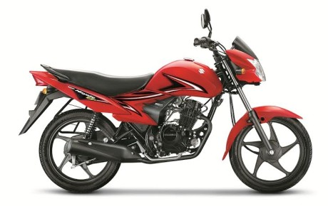 New Suzuki Hayate EP 110cc bike has launched in India at Rs. 52,235