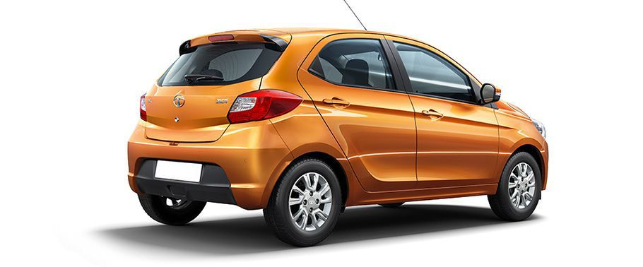 Tata Tiago Back View HD Pic