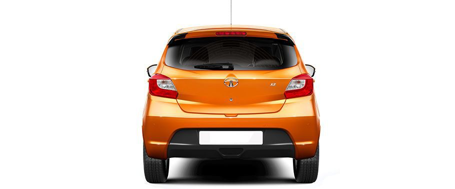 Tata Tiago Rear View HD Image