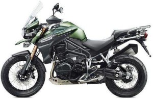 Triumph Tiger Explorer 1000