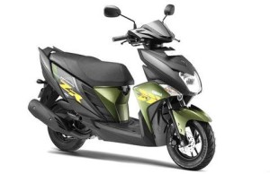 Yamaha Cygnus Ray ZR - Rs. 52,000 - 54,500*