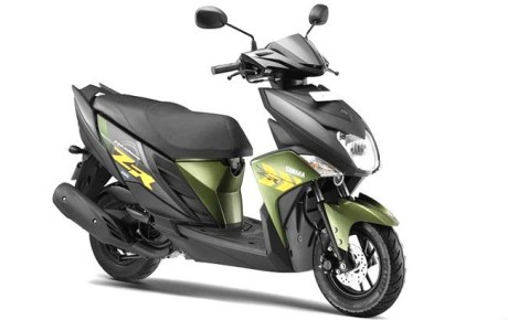 New Yamaha Cygnus Ray-ZR Scooter has launched in India at Rs. 52,000