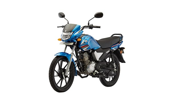 Yamaha Saluto RX Front View