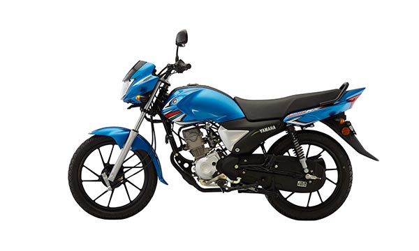 Yamaha Saluto RX HD Photo