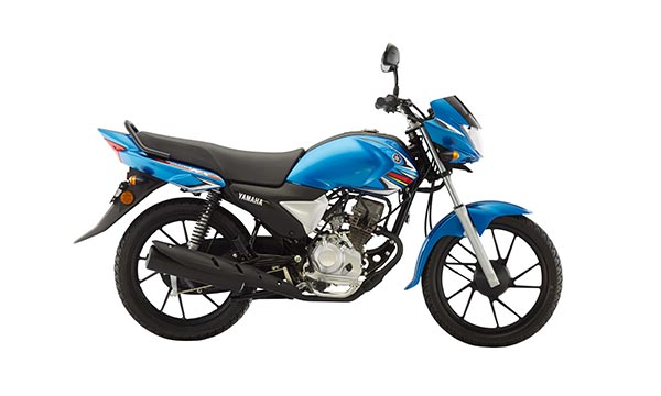 Yamaha Saluto RX Side View HD Image