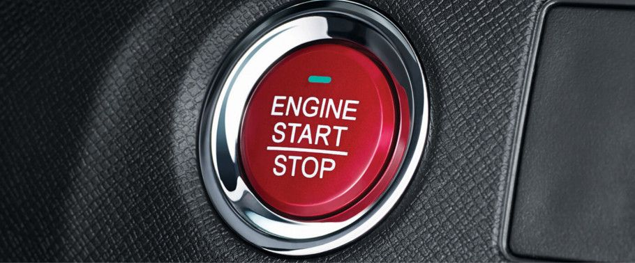 Honda BRV Engine Start Stop Button