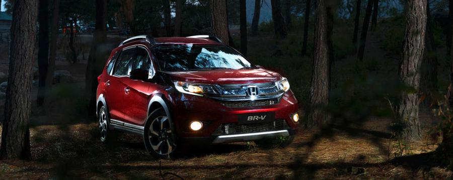 Honda BRV High Definition Photo