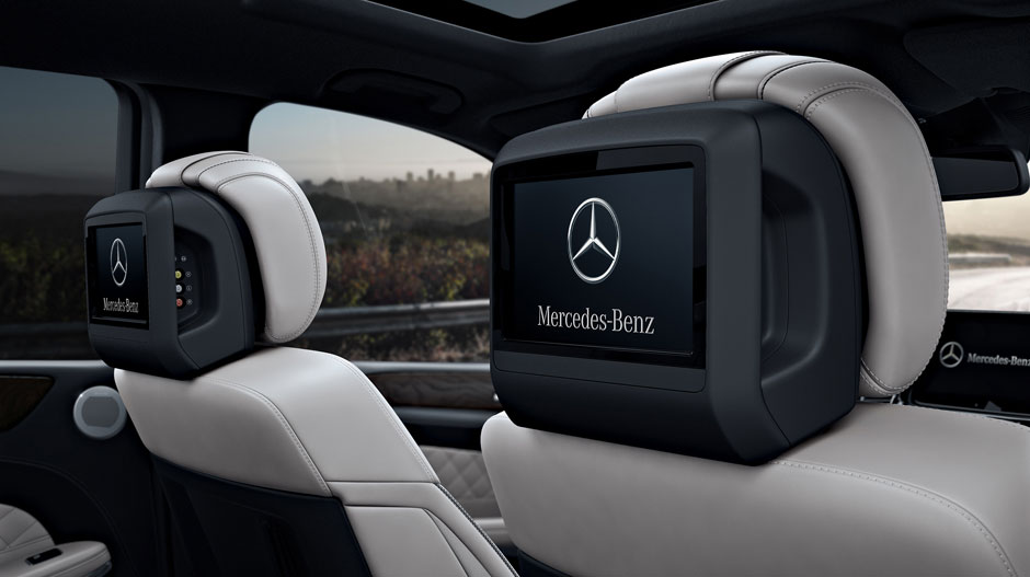Mercedes-Benz GLS Display System