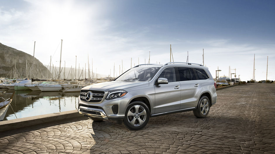 Mercedes-Benz GLS Free HD Pic Download