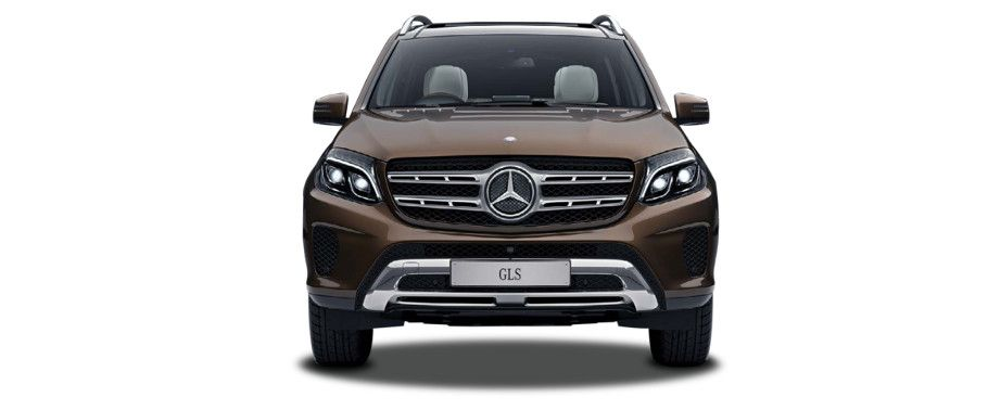 Mercedes-Benz GLS Front Look