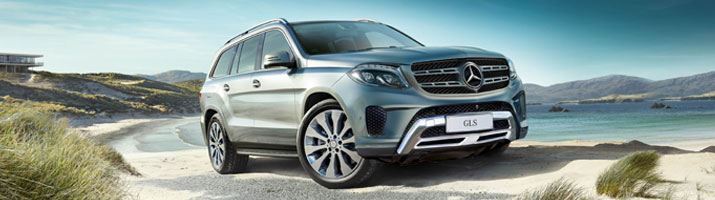 Mercedes-Benz GLS HD Picture