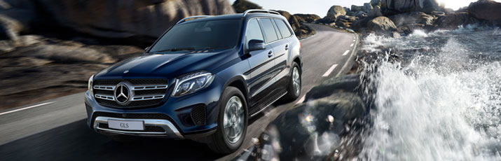 Mercedes-Benz GLS HD Wallpaper