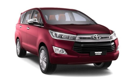 Toyota Innova Crysta Expert Review