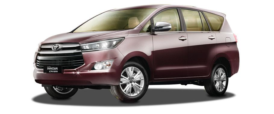 Toyota Innova Crysta HD Wallpaper