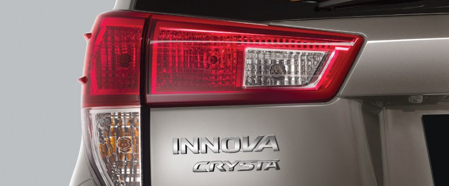 Toyota Innova Crysta Rear Light