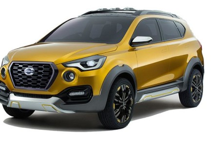 Upcoming Datsun GO Cross
