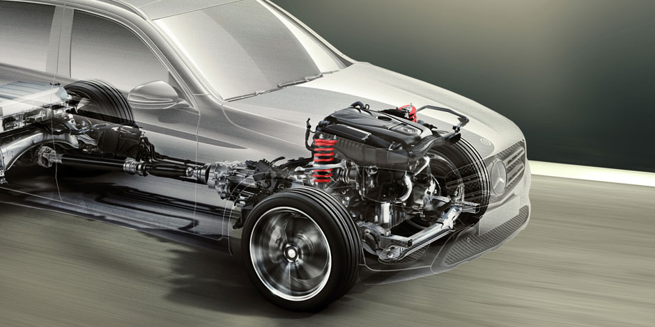 Mercedes-Benz GLC Chassis