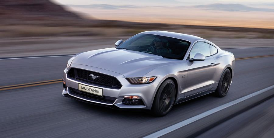 New Ford Mustang launched in India at Rs. 65.97* lakh