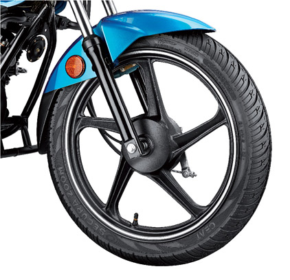 Hero Splendor iSmart 110 Alloy Wheel