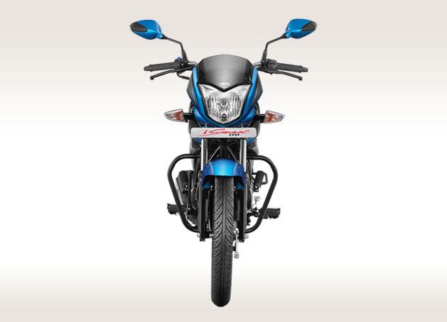 Hero Splendor iSmart 110 Front Look
