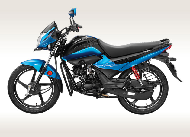 Hero Splendor iSmart 110 Hd Image