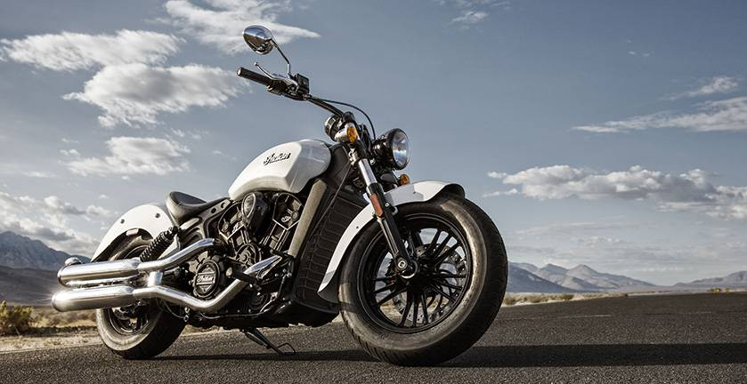 Indian Scout Sixty Photos