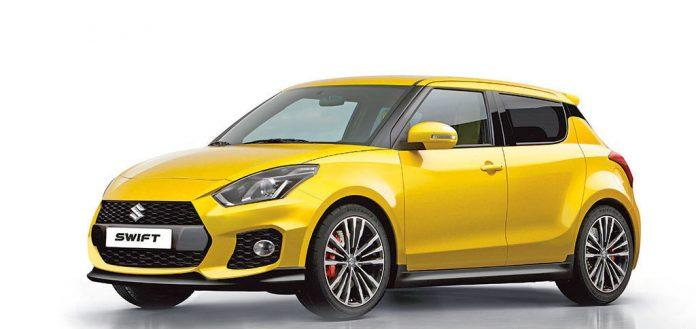 New Maruti Suzuki Swift launched in India in 2018
