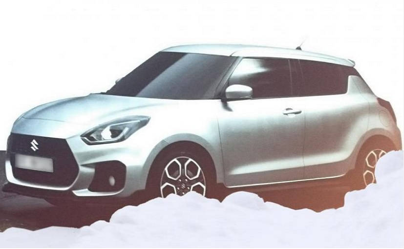 Maruti Suzuki Swift 2017 HD Wallpaper
