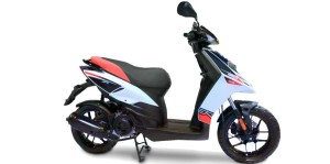 Aprilia SR 150 Indian's first Sport-Scooter Two-Wheeler