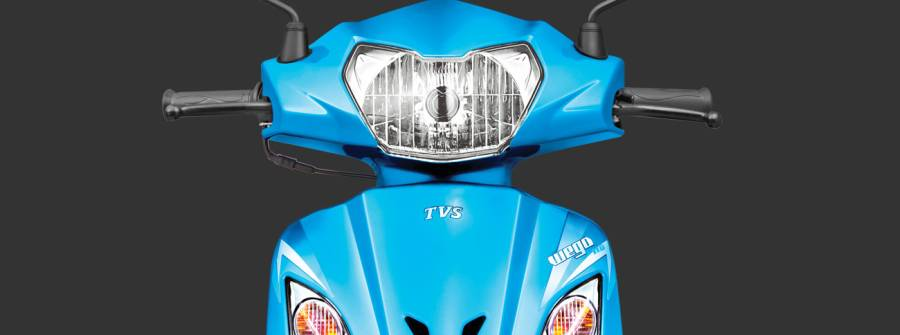 TVS Wego Headlight
