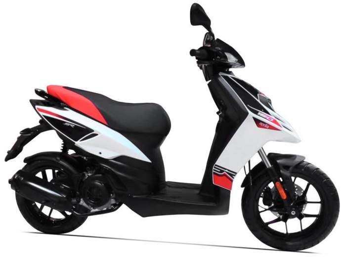 Aprilia SR150 High Quality Image