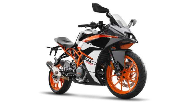 2017 KTM RC 390 HD image