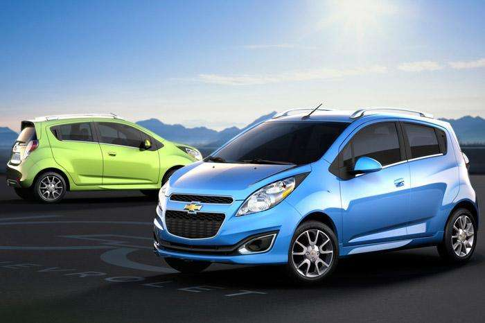 New Chevrolet Beat Facelift is launching soon in India