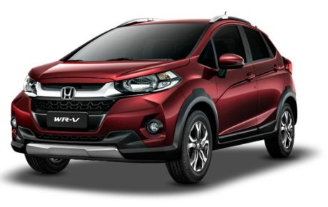 Upcoming Honda WRV is launching coming soon in India