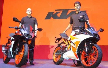 New KTM RC200 and RC390 2017 launch in India at Rs. 1.71 lakh