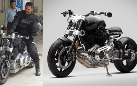 MS Dhoni Bikes List and Collection With Price