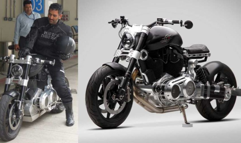 2017 Ms Dhoni Bikes List And Collection With Price Car N