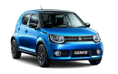 New Maruti Suzuki Ignis has been launched in India at Rs. 4.59 lakh