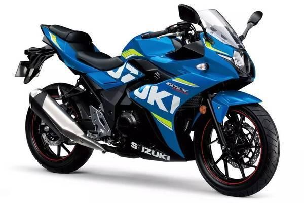 Suzuki Gixxer 250 HD Wallpaper